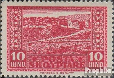 Albania 85 unmounted mint / never hinged 1922 Cities and Structures