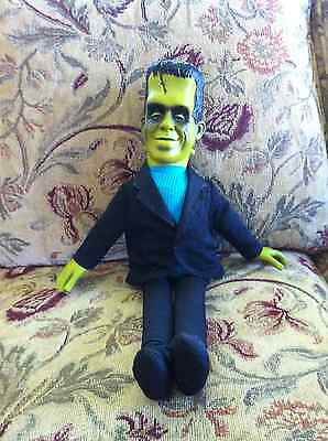 Mattel Herman Munster Pull String Talker by Mattel restored to talk and cleaned