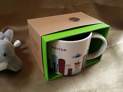 Starbucks Boston You are Here 14 oz Mug