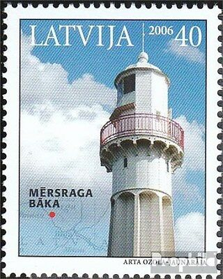 Latvia 685A (complete.issue.) unmounted mint / never hinged 2006 Lighthouse