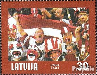 Latvia 610A (complete.issue.) unmounted mint / never hinged 2004 Hockey