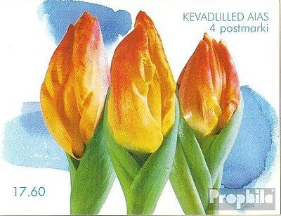 Estonia MH3 (complete.issue.) unmounted mint / never hinged 2003 Flowers