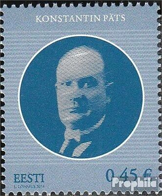 Estonia 786 (complete.issue.) unmounted mint / never hinged 2014 Päts