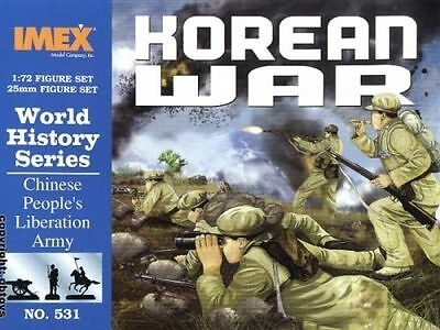 IMEX 531 - KOREAN WAR - Chinese People's Liberation Army    (scala 1/72)