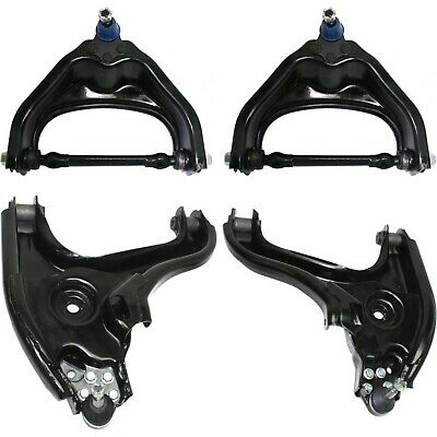 Control Arm Kit For 2000-2001 Dodge Ram 1500 RWD Front upper & Lower Set of 4