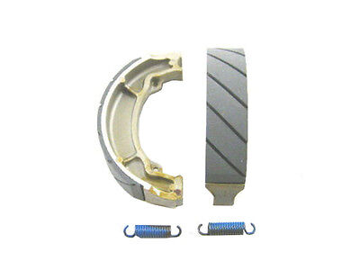 Brake shoes Grooved EBC Y506G China Scooter QM125T-10R 125 Variant Year 2009