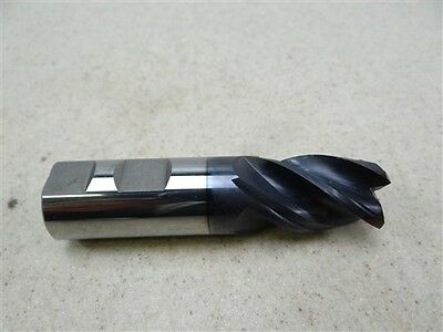 "New!!! Solid Carbide Single End 1"" X 1-1/2"" X 4"" Metal Removal"