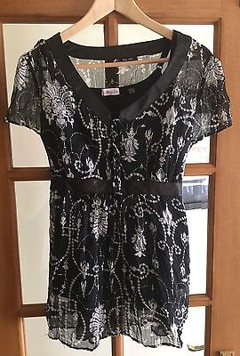 GORGEOUS MATERNITY TOP FOR SALE by MOTHER&ME Size XL