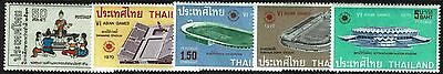 Thailand SC# 552-556, Mint Never Hinged  -  Lot 010817