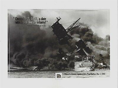 PIECE OF Japanese Zero downed on December 7, 1941, Pearl Harbor, HI, WWII relic