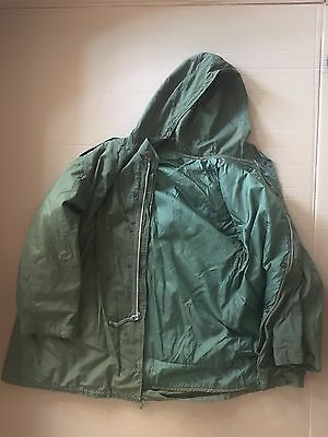 Original US M51 Shell Parka Fishtail Mod Parka Frottee Liner M-1951