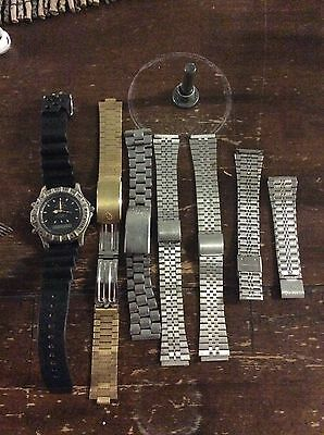 Watch, Straps And Pins. Job Lot. No History Known.