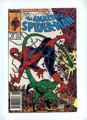 Amazing Spider-Man 318 319 320 321 322 - Marvel 1989 - FN- to FN+ 5 Comics