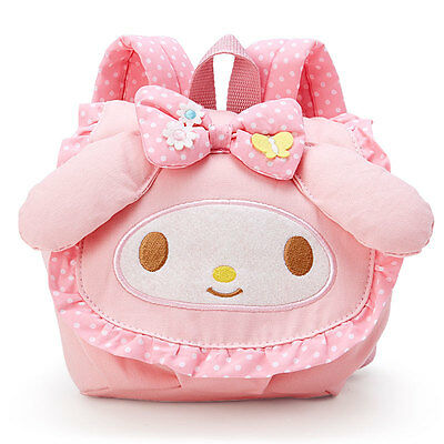 SANRIO Japan My Melody  Face Petit Rucksack Backpack  F/S New