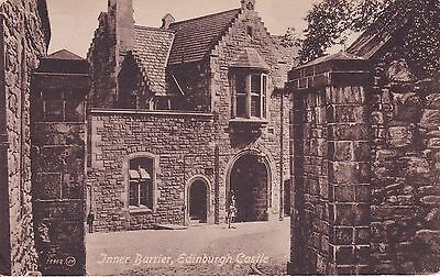 Postcard of Edinburgh