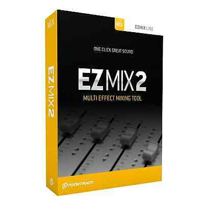 Toontrack EZMix 2 VST Mastering Software (Serial Download)