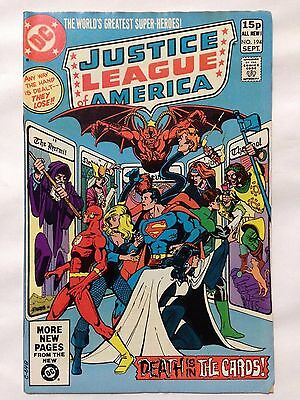 DC Comics 1981 JUSTICE LEAGUE of AMERICA Issue 194 **Free UK Postage**