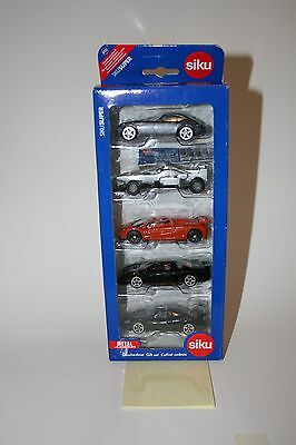 Siku 6281 - Assorted Diecast Cars - Gift Set