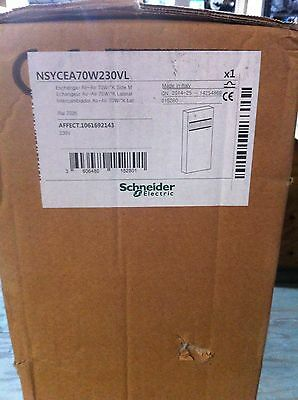Schneider Electric NSYCEA70W230VL ClimaSys Air Exchanger - 70W/K later. with T