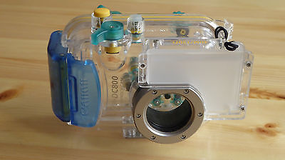 Canon WP-DC800 Underwater Housing for Ixus 400, 430, 500