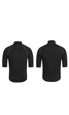 Rapha Pro Team Softshell Base Layer - Black size small - BRAND NEW