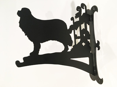 Profiles - Cavalier King Charles Spaniel Hanging Basket Bracket