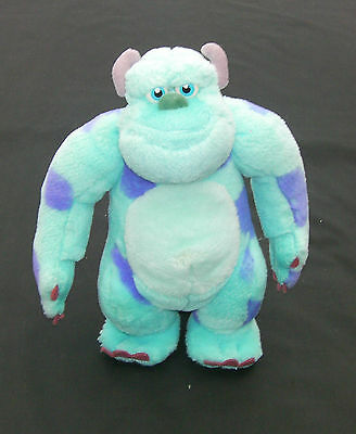 Disney's Monster's Inc SULLY Soft Toy - approx 10cm