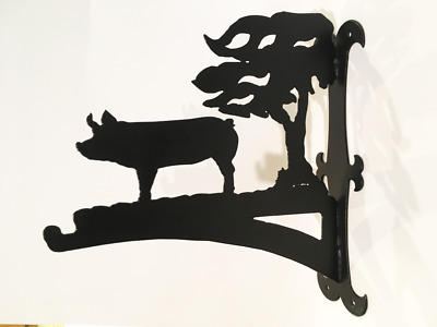 Profiles - Pig Hanging Basket Bracket