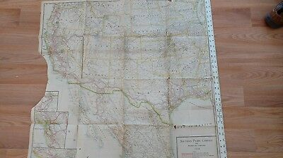 Southern Pacific Railroad RR Large Lot of MAPS, Photos, Books, Ephemera See List