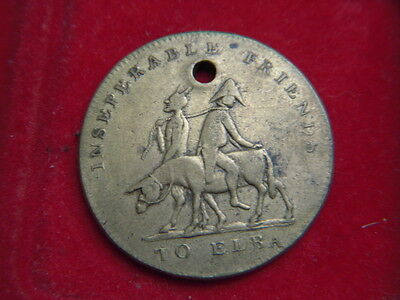 1814 Alexander Of Russia Medalet From My Collection