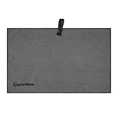 "TaylorMade Golf 2017 Microfiber Cart Towel (Grey 15"" x 24"")"