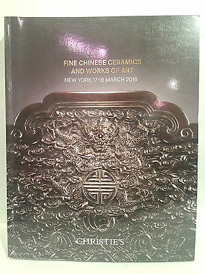 2016 Mar Christie's Catalog Fine Chinese Ceramics and Works of Art New York