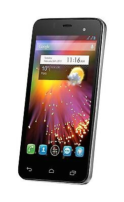 Alcatel One Touch Star 6010 D Smartphone silber BWare akzeptabel