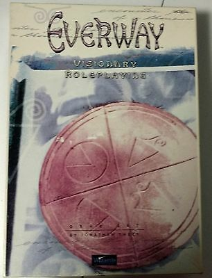 Everway Visionary Roleplaying Game Set