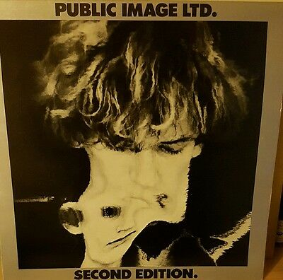 Public Image Ltd Metal Box Second Edition LP record vinyl post punk experimental