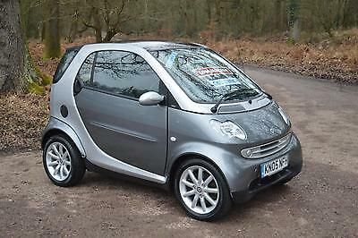 2005 SMART CITY COUPE Passion 2dr Auto ONE OWNER 20,000 MILES