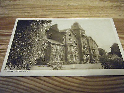 Early R.a.p.co Card -  The Side Of The Lodore Hotel - Cumbria -  Unused Vgc