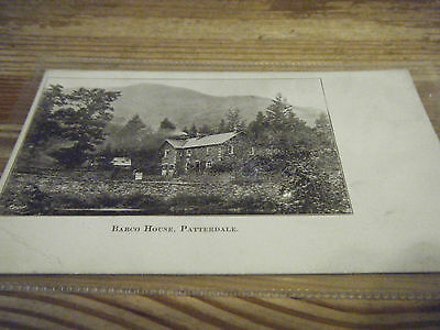 Reeds  Pictorial Card - Barco House - Patterdale - Cumbria   Unused Card  Vgc