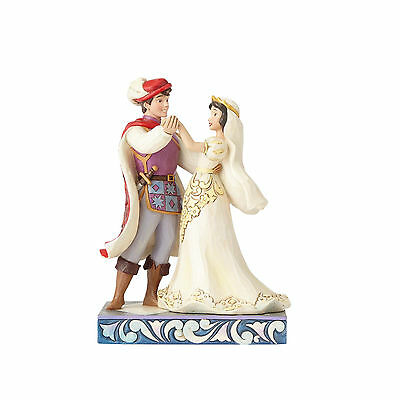 Jim Shore Disney Traditions Snow White & Prince Wedding The First Dance 4056747