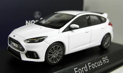 Norev 1/43 Scale 270543 Ford Focus RS 2016 White Diecast model car