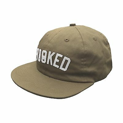 Mark Gonzales Krooked KSB Arch 6 Panel Cap Hat Supreme Box Logo