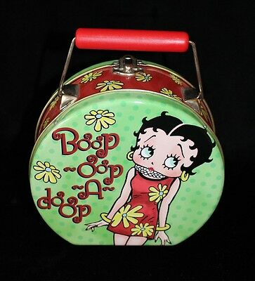 1999 Betty Boop Tin Lunch Box / Purse