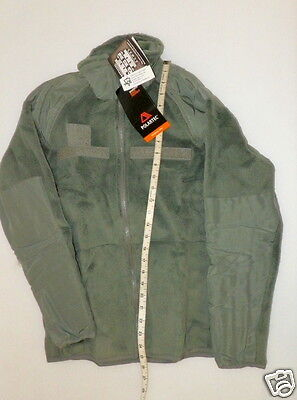Fleece Jacket  PolarTec  Large  NWT 6747 Peckham USA made Genuine Military