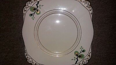 Plant Tuscan China Plate .