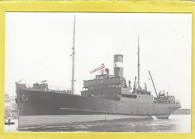 ORCHY 1930 William Sloan coaster WW2 Q ship -     Photograph