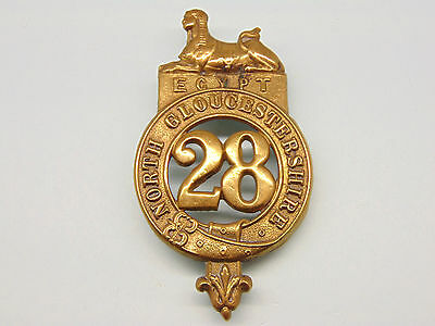 THE 28 th. REGIMENT OF FOOT O/R s GLENGARRY BADGE.