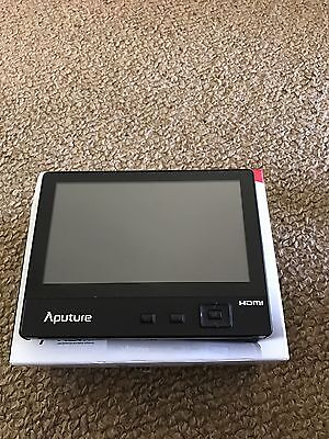 Aputure V-Screen VS-1 7 Inch HDMI Digital Video LCD Monitor W/EXTRAS