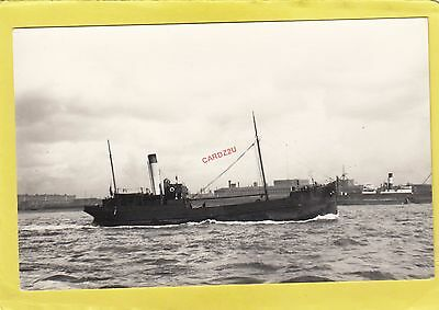MAYFLOWER 1905 Zillah Shipping & Carrying  -    Photograph