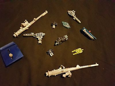 Transformers G1 Live Action Movie Parts Weapons Lot 2007 Rotf Dotm Aoe