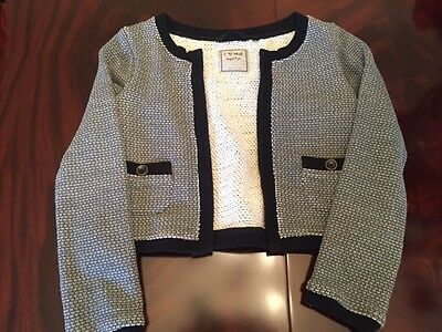 Girls Next Chanel style cardigan Age 9 years